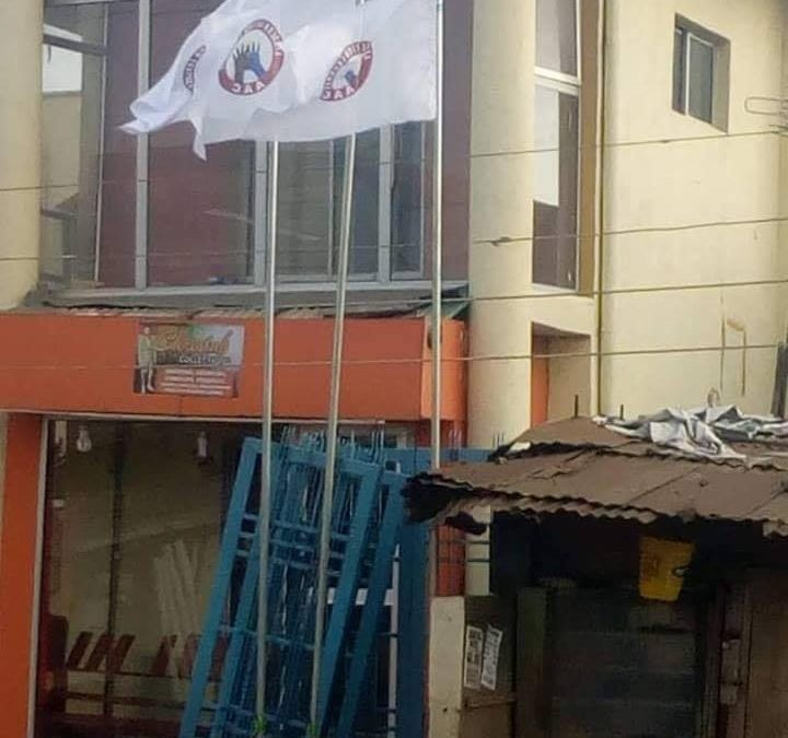 AAC Party: Erection of Party Structures Across the Country (Update)
