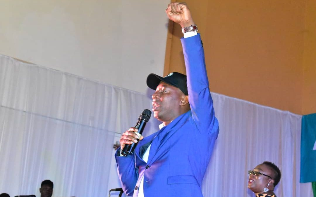 Omoyele Sowore Emerges Victorious as the Presidential Candidate of the African Action Congress