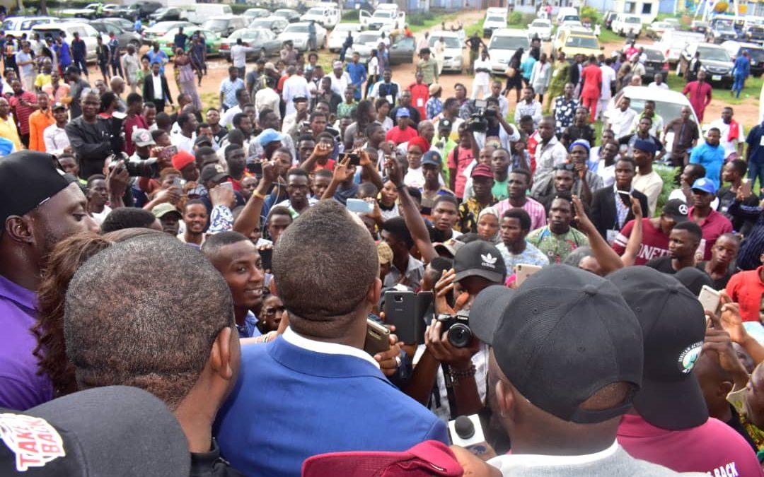 Stop Voting Thieves Who Owe Salaries 'Sowore
