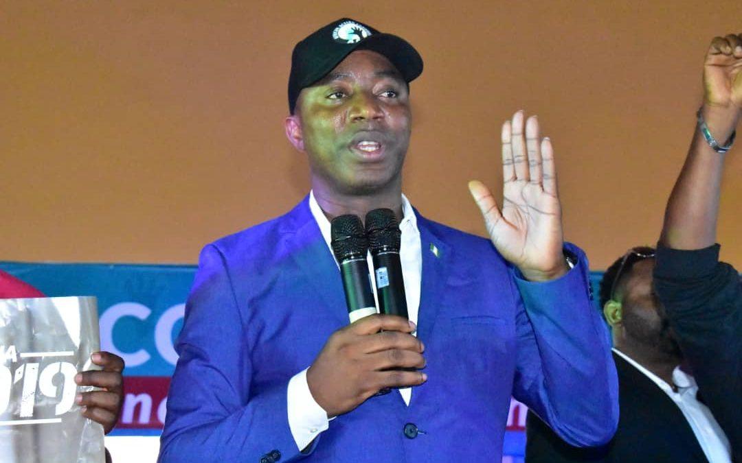 Omoyele Sowore On NTA Abuja