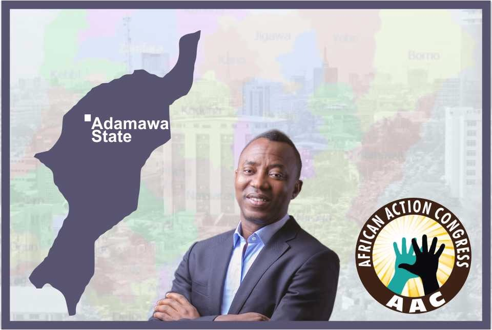 Glints of Hope as Hurricane Sowore Storms Adamawa.
