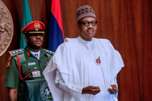 BUHARI'S INAUGURATION LEAVES NIGERIANS WITH LITTLE TO HOPE FOR