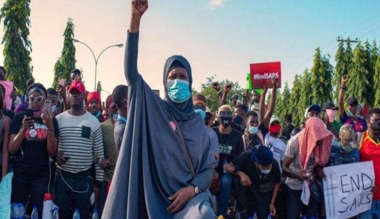 Pantami: Block My Line, I Won't Submit My NIN Data – Aisha Yesufu Dares FG.