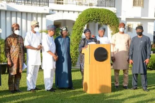 History Will Be Cruel To Tinubu, Bisi Akande, Gbajabiamila, Others Over Their Position On Yoruba Nation