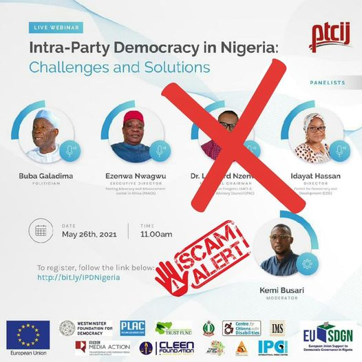 Stop Recognizing A Usurper, AAC Tells Premium Times and IPAC, Says Sowore Is Party National  Chairman