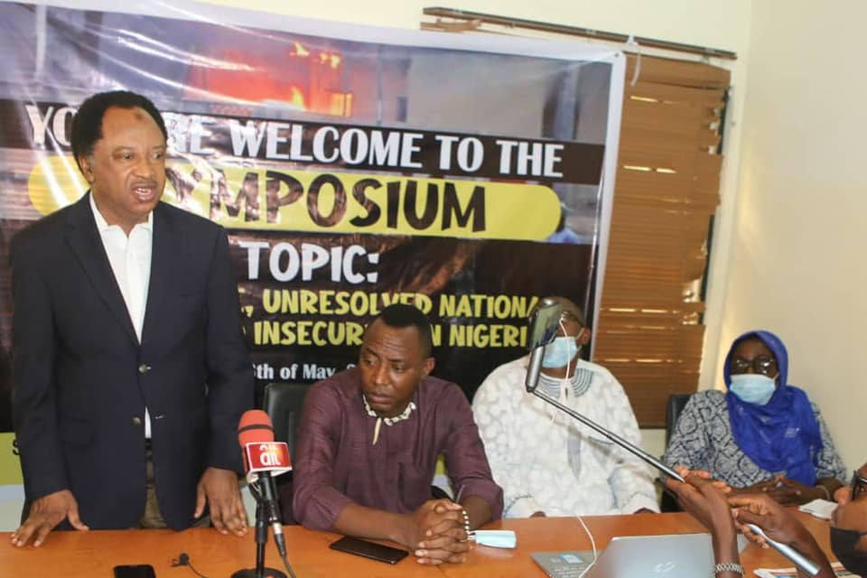 Secession, Insecurity End Products of Injustice – Shehu Sani