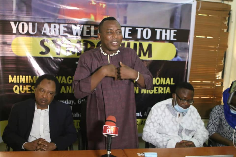 Stop Manipulating Nigerians With Religion and Ethnicity – Sowore