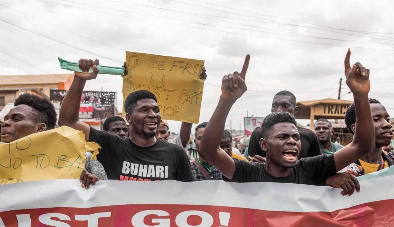 Photo News: Buhari Must Go