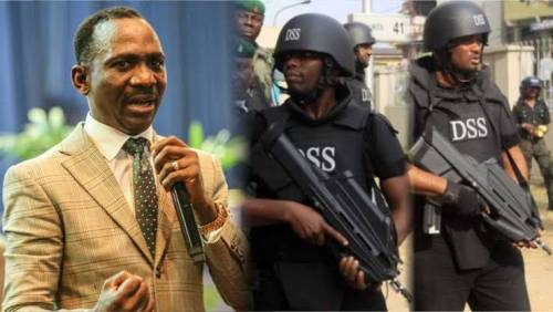Pastor Paul Enenche Invited Us To Arrest Activists Who Wore 'Buhari Must Go' T-Shirts To His Church – DSS